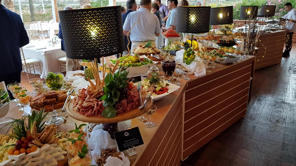 Κτήμα The Glam Catering