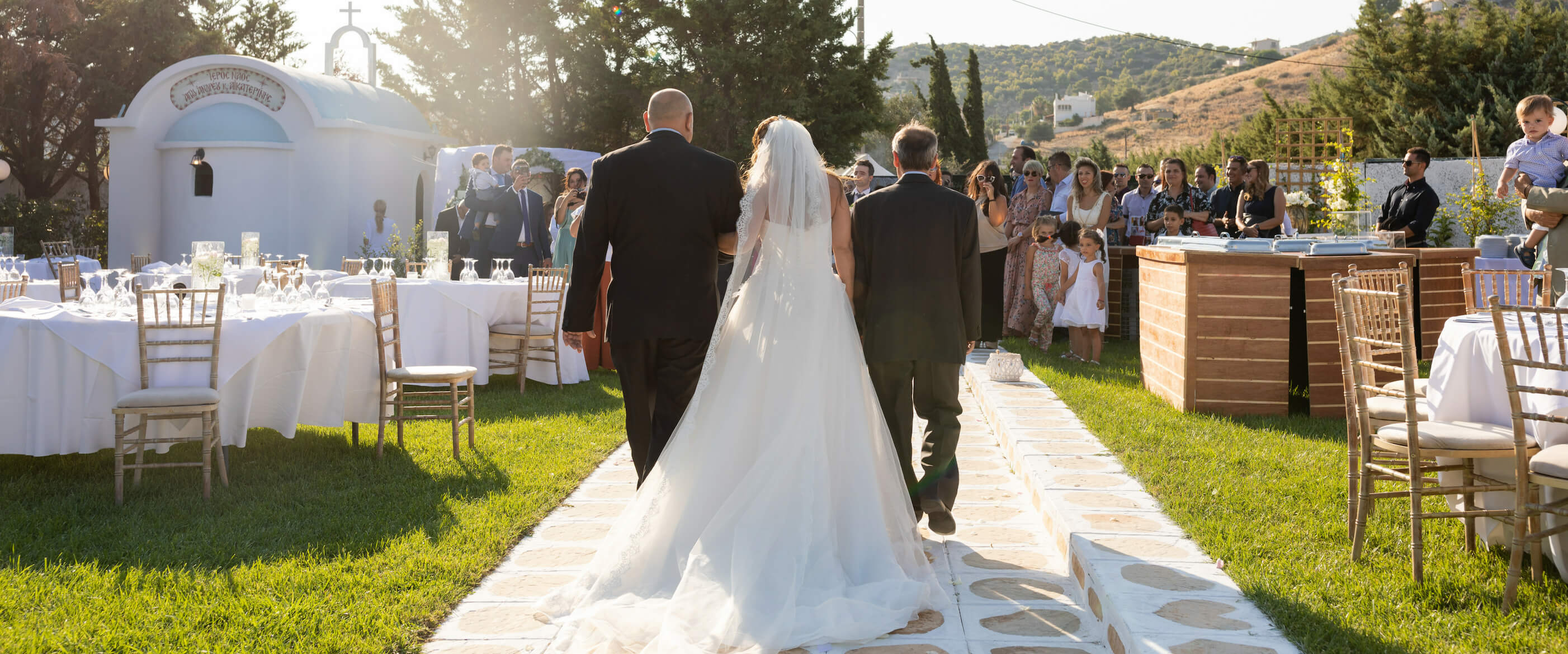 Real Weddings στο Κτήμα The Glam